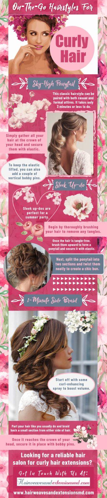 Curly hairsyles