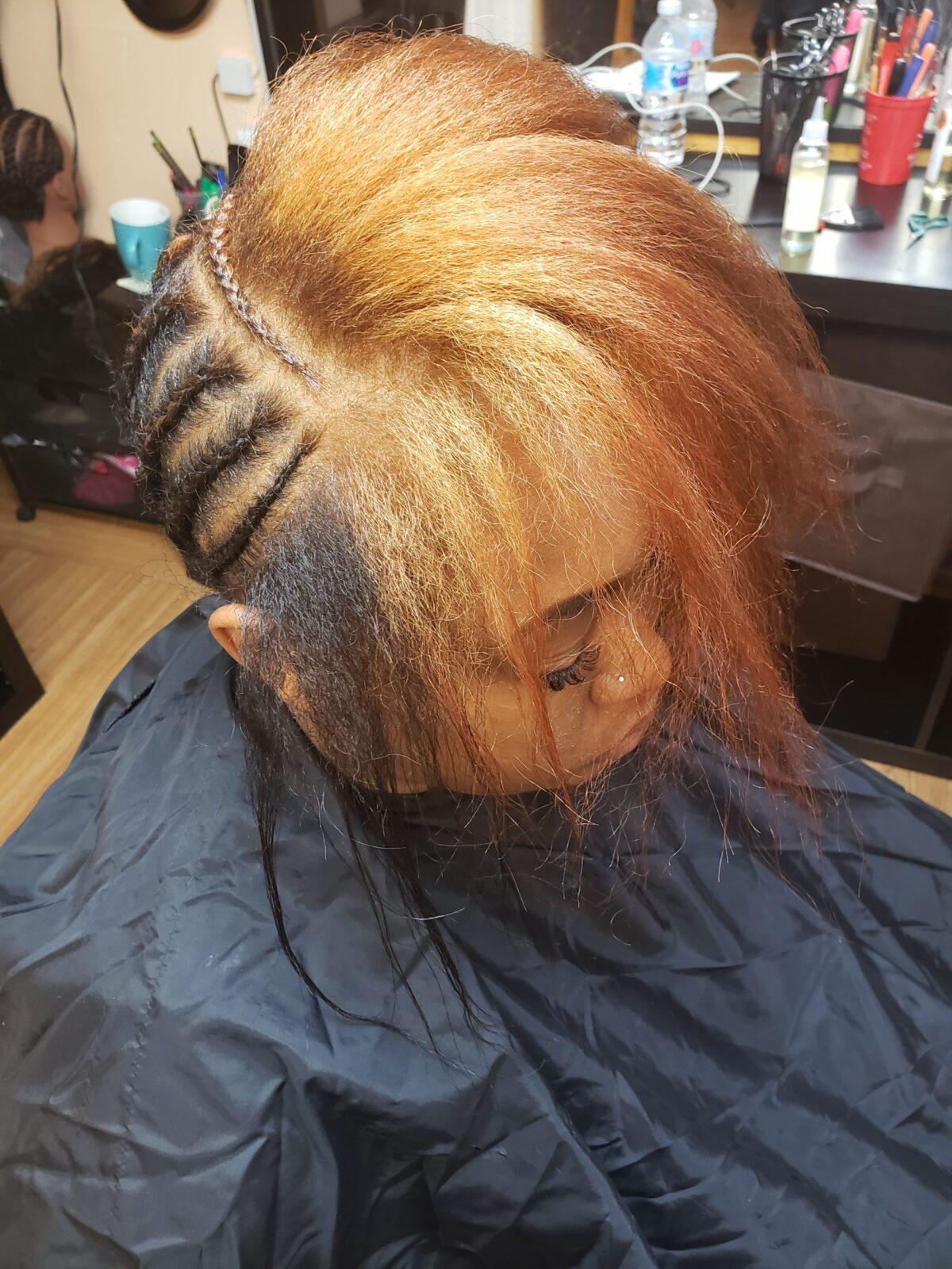 braid foundation for flat weave